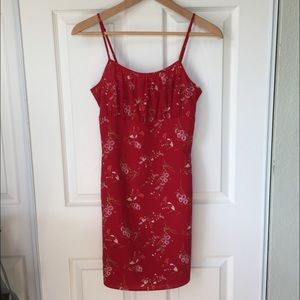 Express skort dress